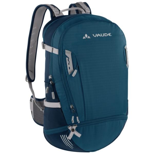 dark petrol/blue sapphire - Vaude Bike Alpin 25+5