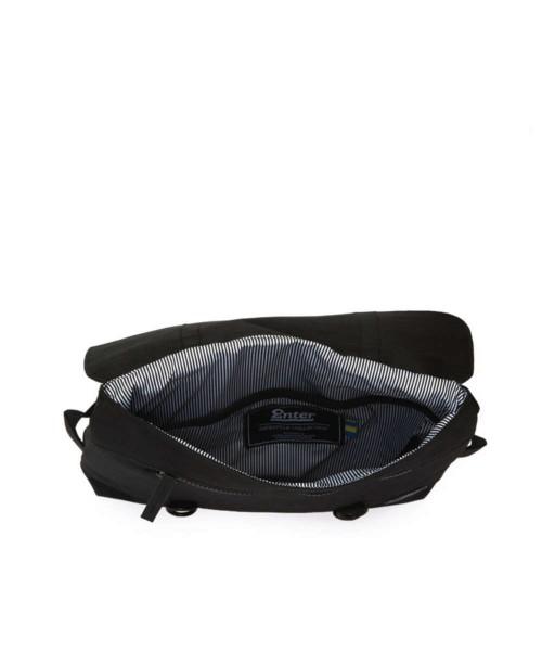 Innenansicht black - Enter City Backpack Mini