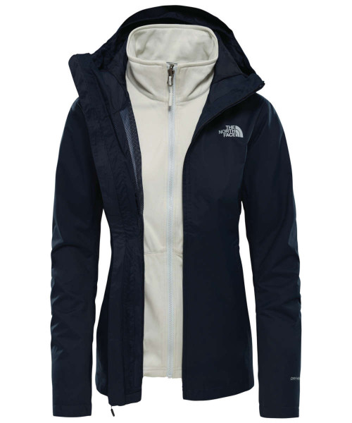 urban navy/tin grey - The North Face W Tanken Triclimate Jacket