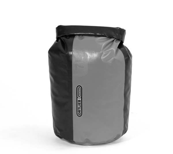 schwarz-schiefer - Ortlieb Packsack PD350, 7 L, ohne Ventil