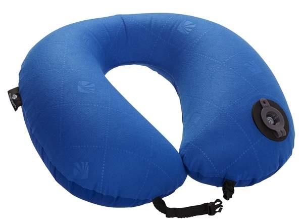 blue sea - Eagle Creek Exhale Neck Pillow