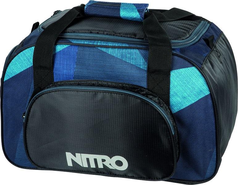 Nitro Duffle Bag XS fragments blue