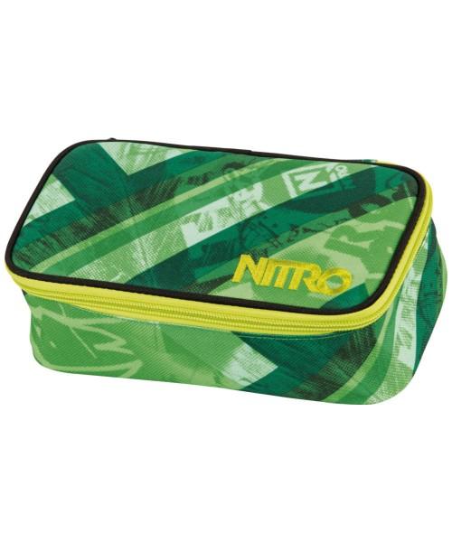 wicked green - Nitro Pencil Case XL