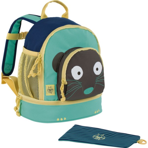 Wildlife Meerkat - Lässig 4Kids Mini Backpack
