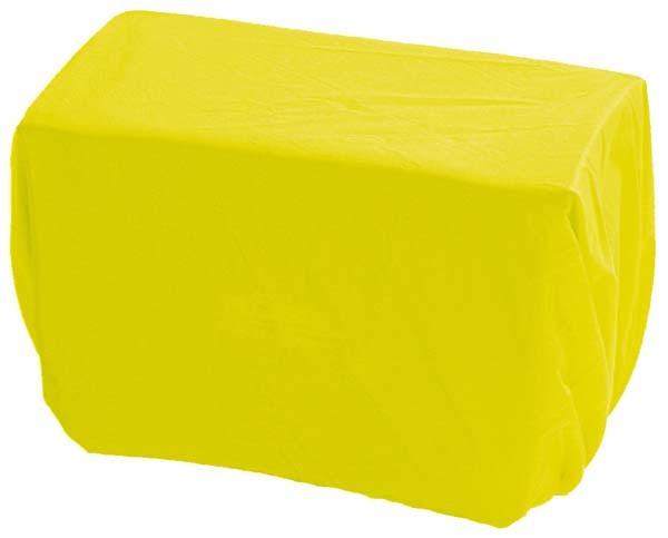 gelb - Haberland Regenschutz für Lenkertasche (5-8 Liter) RSLT08