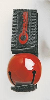 rot - Coghlans Bären Glocke