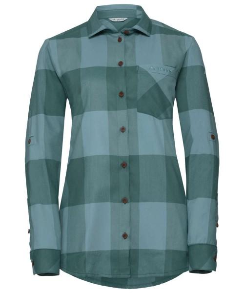 eucalyptus - Vaude Women Farsund LS Shirt