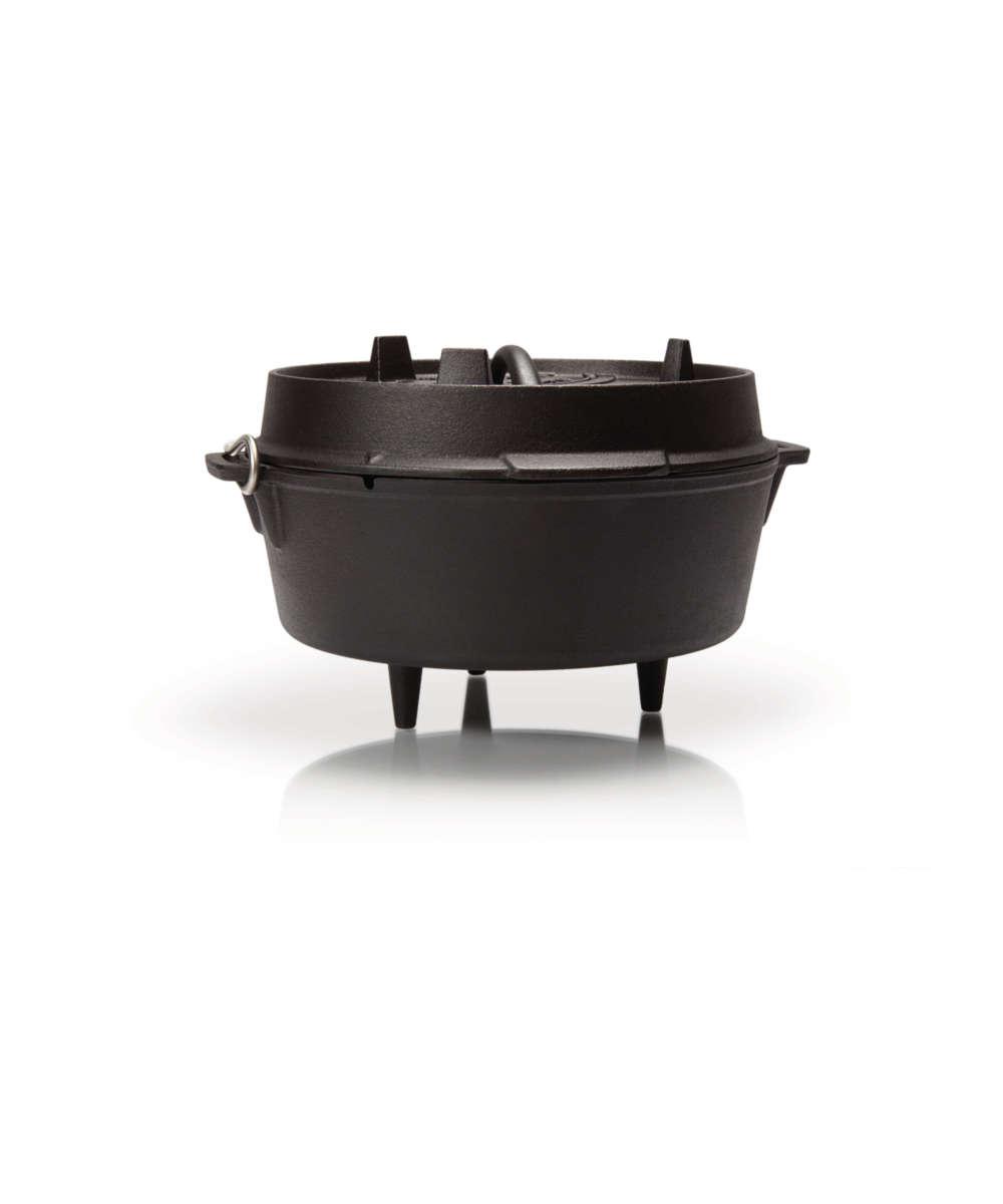 Petromax Feuertopf mit Füßen schwarz 9 (8 l)