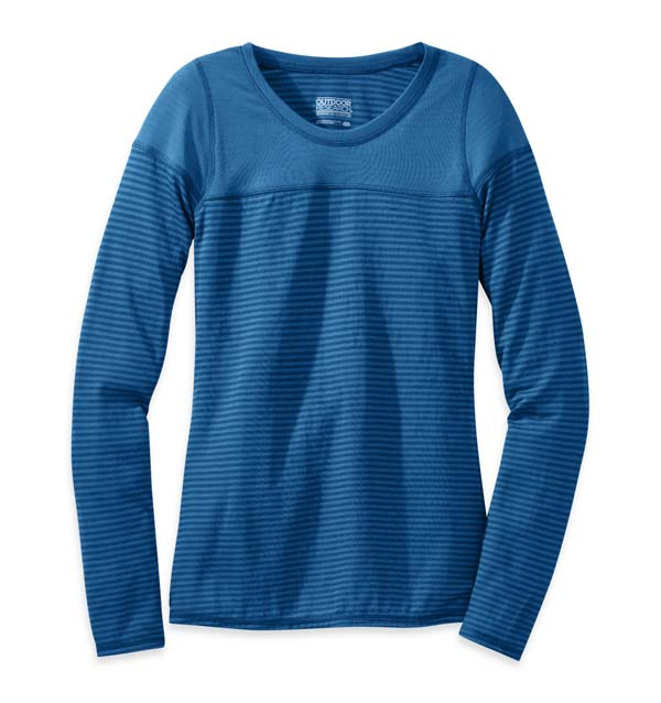 Outdoor Research Womens Umbra Crew cornflower S