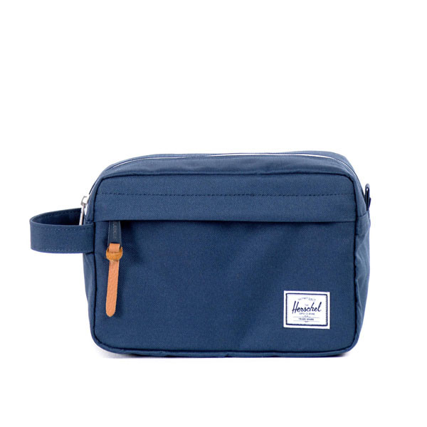 navy - Herschel Chapter Travel Kulturtasche