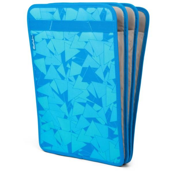 Detailbild blue - Satch Tripleflex Heftbox