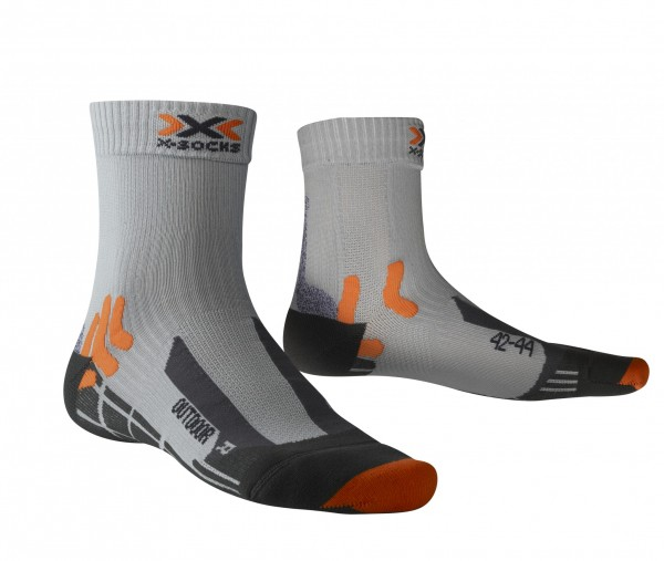 pearl grey - X-Socks Outdoor