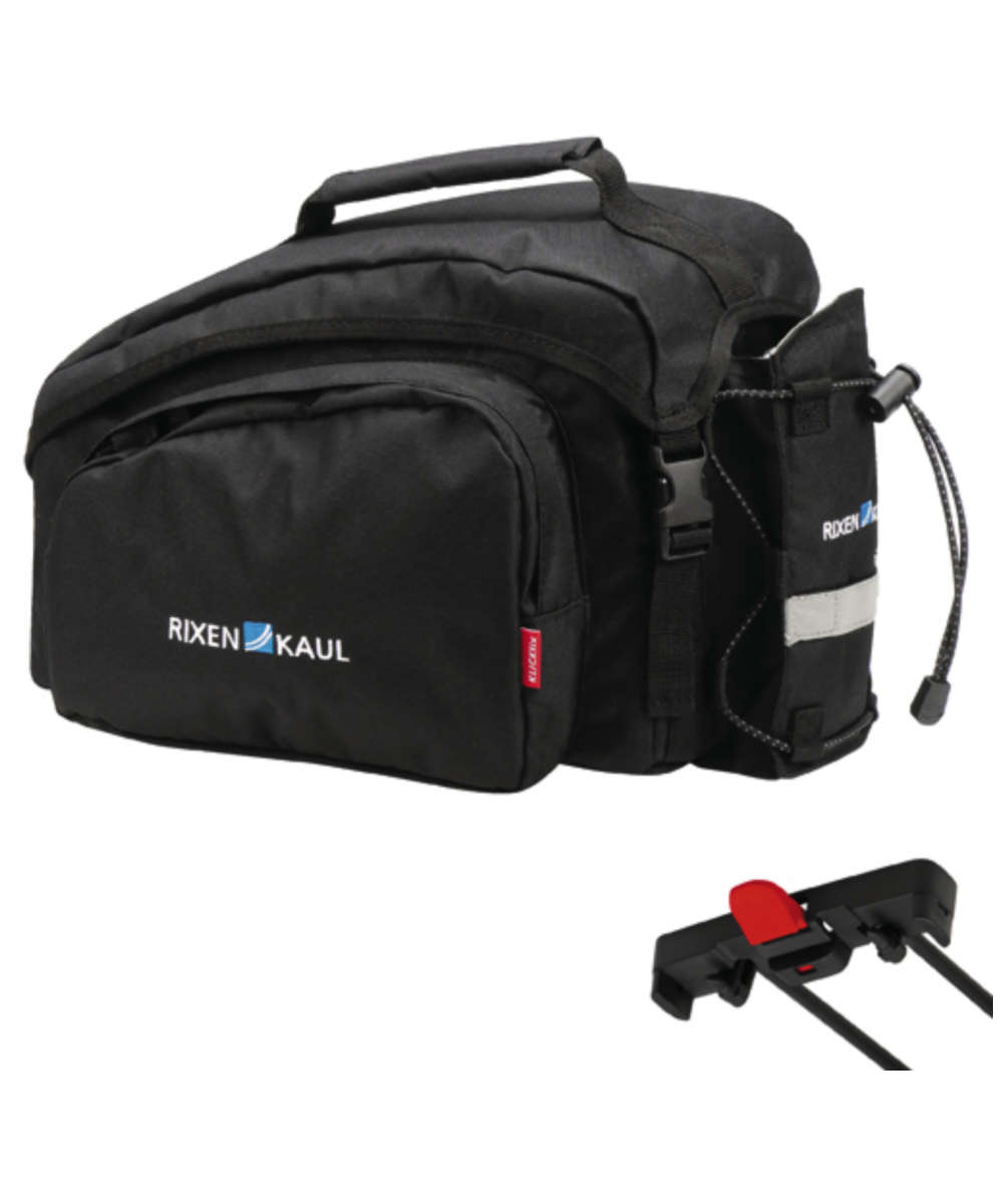 KLICKfix Rackpack 1 Topcase für Racktime Gepäckträger