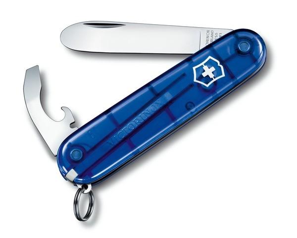 transp. blau - Victorinox Kindertaschenmesser My First Victorinox