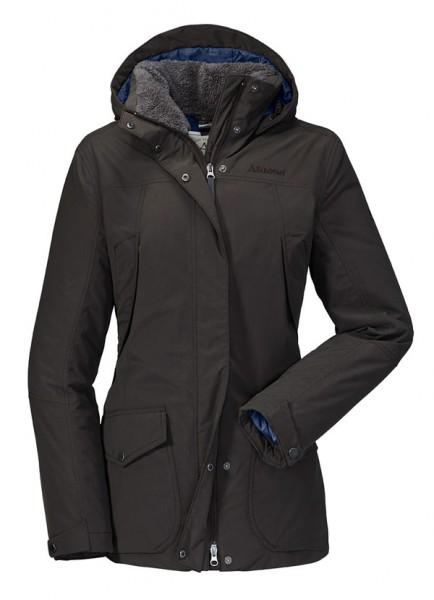 rugged brown - Schöffel Insulated Jacket Tingri
