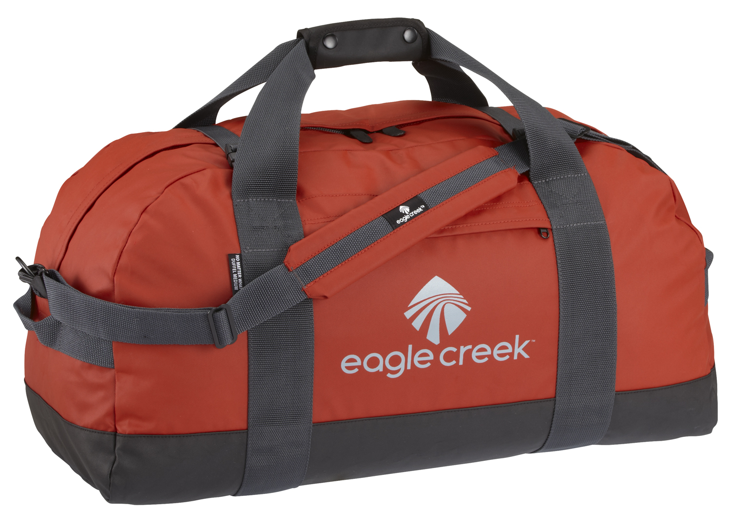 Eagle Creek No Matter What Flashpoint Duffel Medium red clay