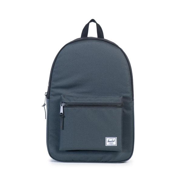 Herschel Settlement Backpack dark shadow/black