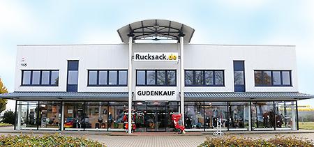 Ladengeschäft Rucksack.de in Vechta