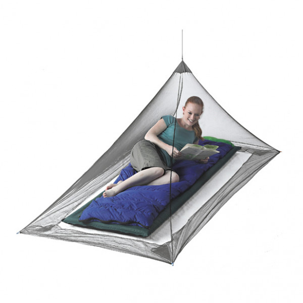 - Sea to Summit Nano Mosquito Pyramid Net Single