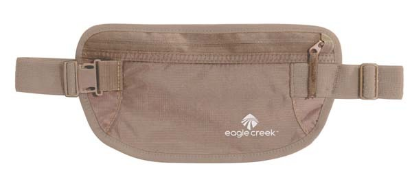 khaki - Eagle Creek Undercover Money Belt