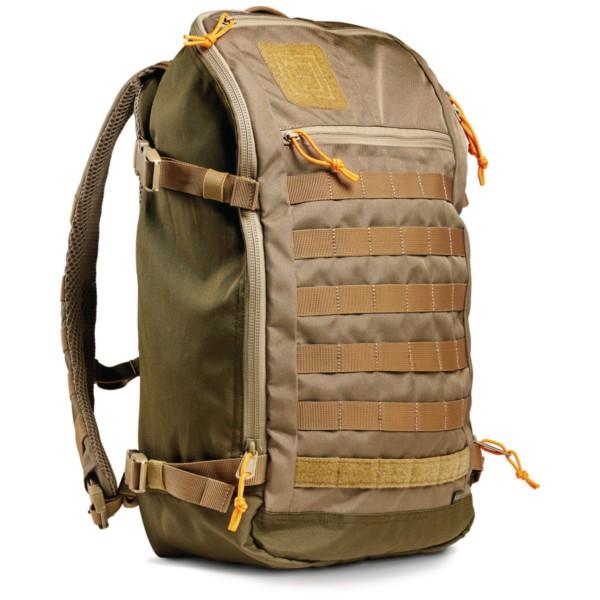 sandstone - 5.11 Tactical Rapid Quad Zip Pack