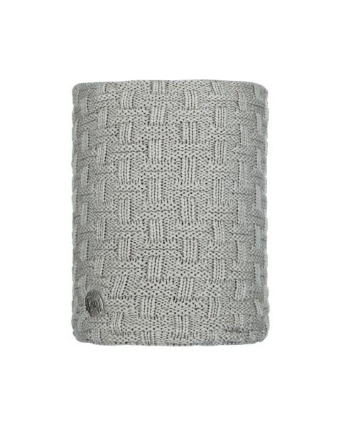 mineral grey - Buff Lifestyle Knitted und Polar Fleece Neckwarmer Airon