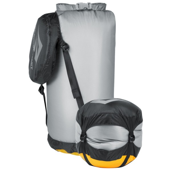 Sea to Summit Ultra-Sil eVent Dry Compression Sack small grey