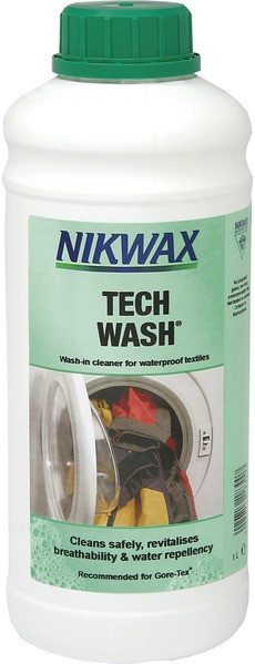 Nikwax Tech Wash 1 Liter