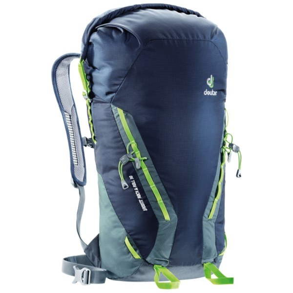 navy-granite - Deuter Gravity Rock and Roll 30