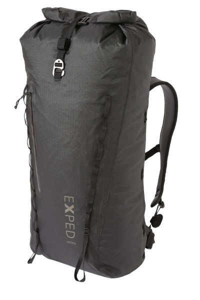 black - Exped Black Ice 45 M