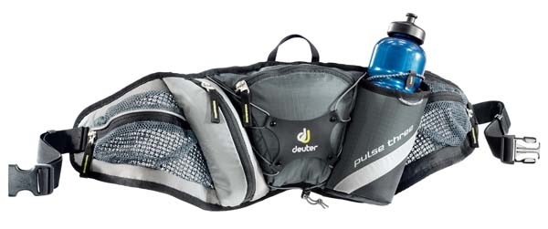 granite-black - Deuter Pulse Three