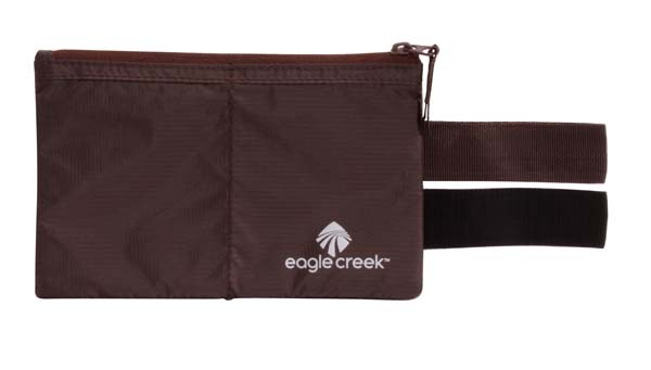 mocha - Eagle Creek Undercover Hidden Pocket
