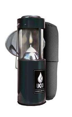 schwarz - UCO Kerzenlaternen Set