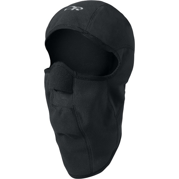 black - Outdoor Research Sonic Balaclava