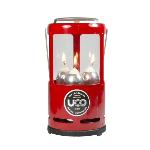 Alu rot - UCO Candlelier
