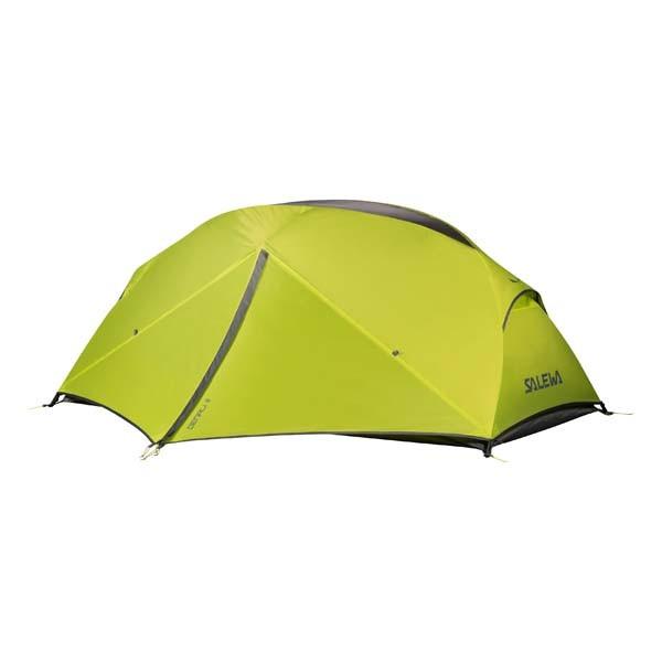 - Salewa Denali III Tent cactus/grey