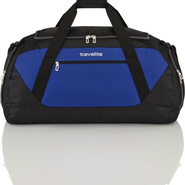 blau - Travelite Kick Off Reisetasche L