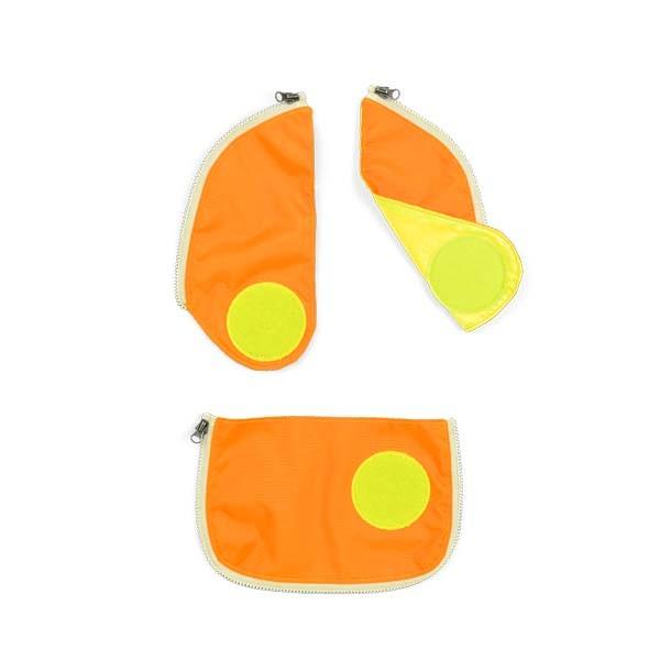 orange - ergobag Sicherheitsset (3-tlg.) für ergobag Cubo