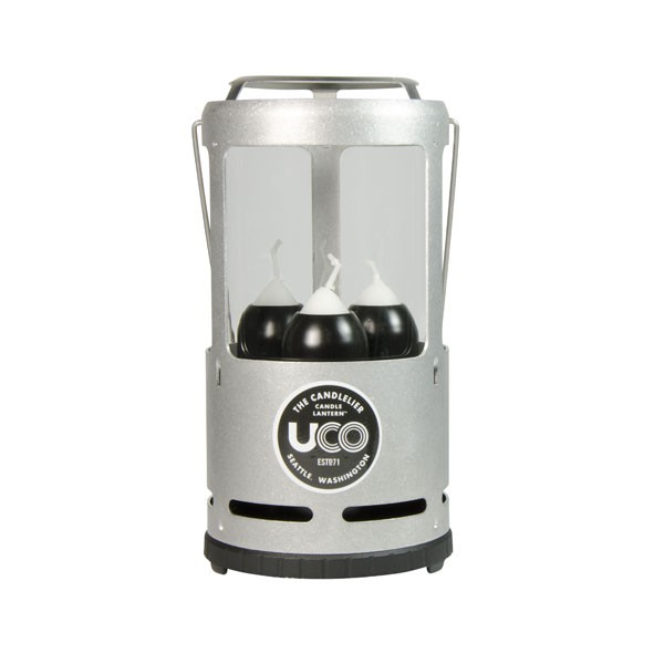 Alu poliert - UCO Candlelier