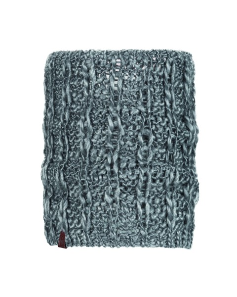 pebble grey - Buff Knitted Neckwarmer Comfort Liv