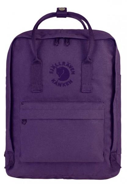 deep violet - Fjällräven Re-Kanken