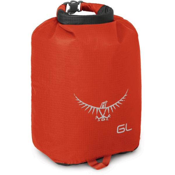 poppy orange - Osprey Ultralight DrySack 6 Liter