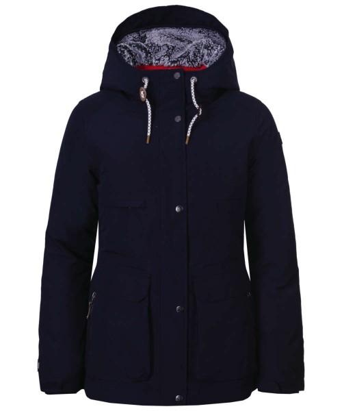 dark blue - Icepeak Trina Jacket