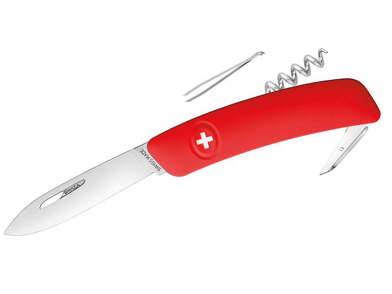 SWIZA Schweizer Messer D01 rot