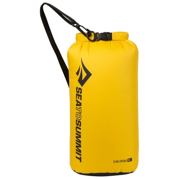 yellow - Sea to Summit Lightweight Sling Dry Bag 10 L