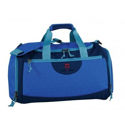 zoom blue - Take It Easy Sporttasche Rom