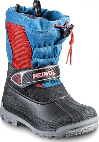 petrolrot - Meindl Snowy 3000