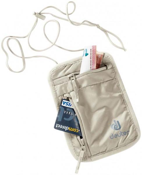 sand - Deuter Security Wallet I