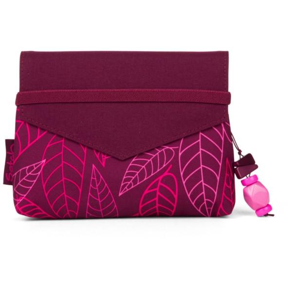 purple leaves - Satch Klatsch