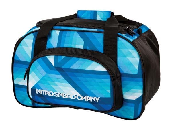 geo ocean - Nitro Duffle Bag XS